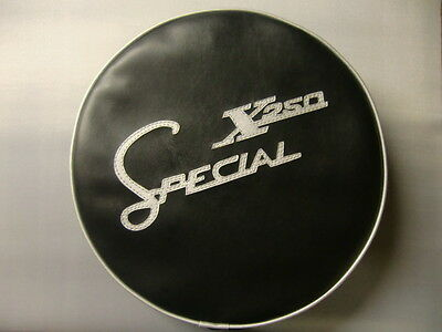 SX 250 Scooter Wheel Cover