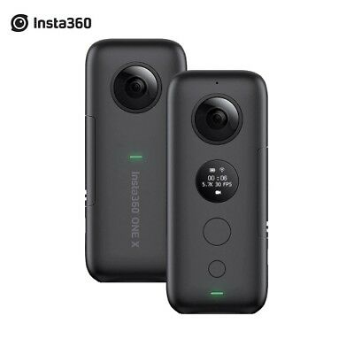Insta360 ONE X Sports Action Camera 5.7K Video VR 360 18MP Stabilizer Gimbal