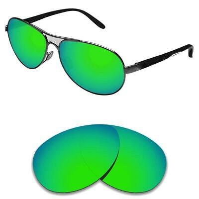 894bbb0665 New Polarized Custom Green Lens Fit Ray Ban Rb3549 58Mm Sunglasses