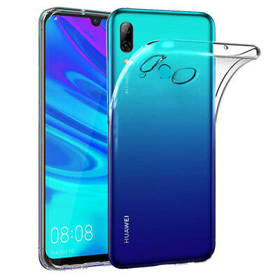 "Coque Silicone TPU Clear gel Ultra Fine Huawei P Smart (2019) 6.21"" POT-LX3"