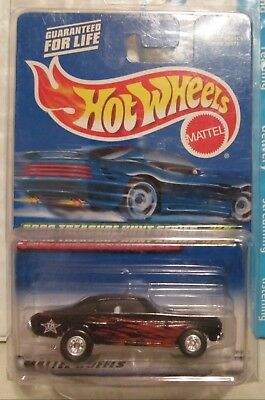 2000 Hot Wheels Treasure Hunt Series Limited Edition 1970 Chevelle SS