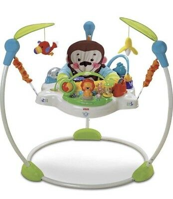 Precious Planet Jumperoo - Fisher-Price - Pre-toddler Toy