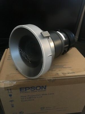 Epson Rear Projection Wide Lens ELPLR03