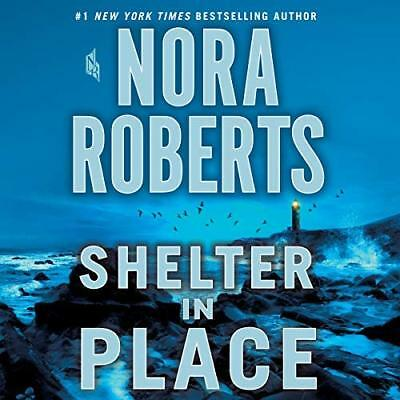 Shelter in Place By: Nora Roberts - Audiobook