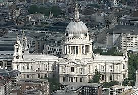 4 tickets to St Pauls Cathedral in London worth £72 CHARITY ITEM