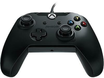 PDP Wired Controller For Xbox One & PC - Black
