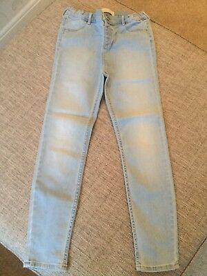 River Island Girls Jeans Size 9 Years