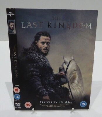 The Last Kingdom Season.2 - Dvd Cardboard Slipcover Only