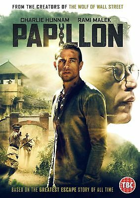 Papillon [DVD]--RELEASING 04.02.2019--ORDER NOW-GET IT ON RELEASE DATE