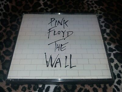 Pink Floyd - Wall (Remastered) The (1994) EMI/ Harvest Label FatboxWith Booklet