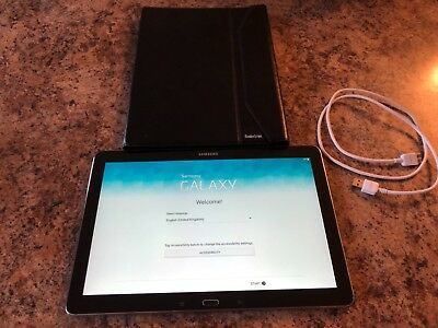 Samsung Galaxy Note Pro SM-P900 32 GB, Wi-Fi, 12.2 in - Black - Excellent cond.