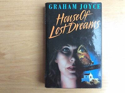 Graham Joyce: House of Dreams signed 1st edition 1993