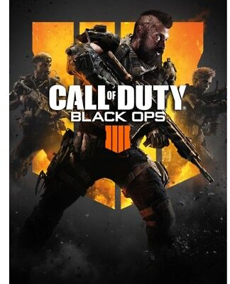 Call of Duty : Black ops 4 PC download -code