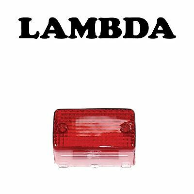 Tail Light Lens for Late Model Honda CT110 Postie Bikes12v
