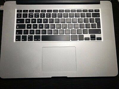 "Apple MacBook Pro Retina A1398 15.4"" 2013 i7 2.6Ghz 16GB RAM 512GB SSD"