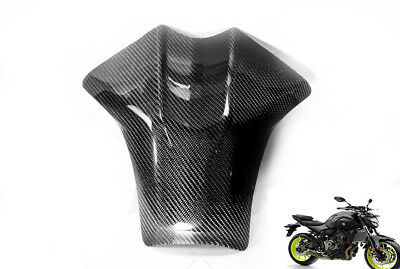 YAMAHA MT07 2015-2017 Cover Carbon  Fuel Tank  Pad Protection Accessories Oil