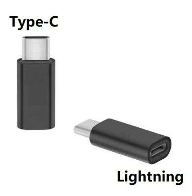 Lightning auf Type-C Adapter Lightning BUCHSE zu to USB-C STECKER iPhone iPad