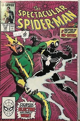The Spectacular Spider-Man Lot (5).