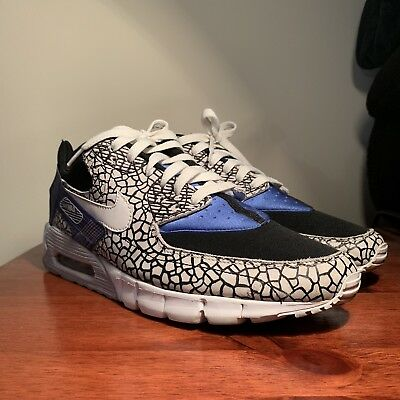 "vente énorme 8dcc0 16f2b NIKE AIR MAX 90 Current ""Hufquake"" QS Size 11.5"