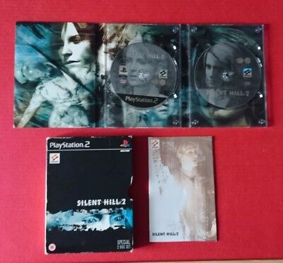 Silent Hill 2 Special 2 Disc Edition PS2 Pal UK Playstation 2 Game