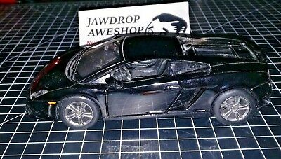 Diecast Metal Collectible Lamborghini Aventador Detailed Model Barely Used