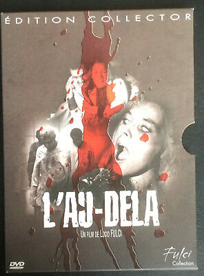 The Beyond L'au-delà Lucio Fulci French DVD Region 2 Includes English audio
