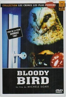 Bloody Bird Michele Soavi Stagefright French DVD Neo Publishing PAL Region 2 OOP