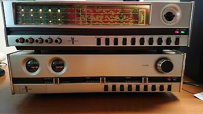 philips vintage amplifier 22RH520