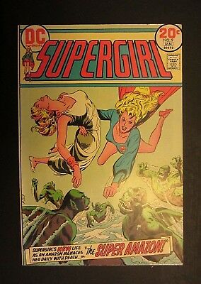 Supergirl #9-1973 fn Bob Oksner / Wonder Woman