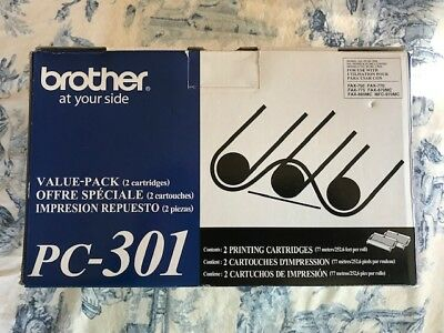 Brother PC-301 Printing Cartridge for FAX