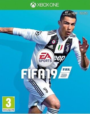 Fifa 19 Xbox One-Brand New and Sealed