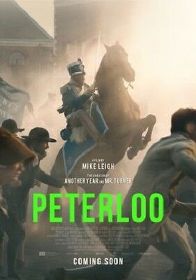 2 tickets film PETERLOO avec Rory Kinnear et Michael Culkin