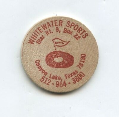 Indian Head Nickel....Whitewater Sports.....Canyon Lake, Texas