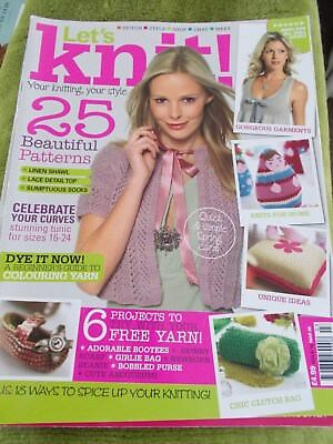 Lets Knit Magazine Issue 16