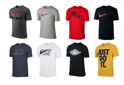 40afc11b1be2f Nike Mens Tee Shirts Graphic T-Shirt Tank Top Dri Fit Golf Polyester Cotton  Nwt