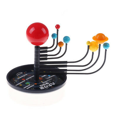 Children Educational Toy Explore Nine Planets in Solar System Teaching Toys 0cn