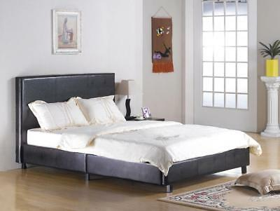 Alessandra PU Double Bed Brand New