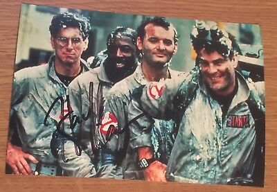 Harold Ramis Hand Signed AUTOGRAPH PHOTO - FILM ACTOR - GHOSTBUSTERS
