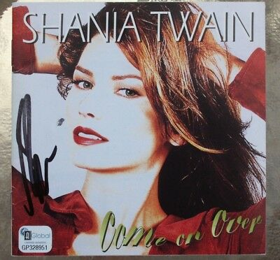 Shania Twain Come On Over # 14 In Wikipedia's Top 15  Albums Spence Coa