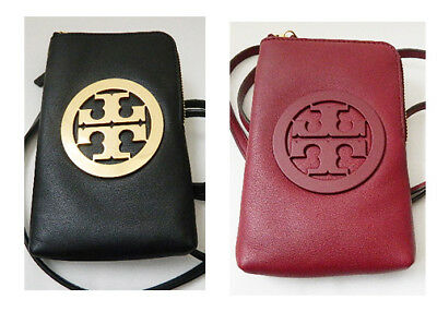 1b2baf2d76e TORY BURCH Charlie Mini Phone Crossbody Bags NWTS 2 COLORS TO CHOOSE FROM