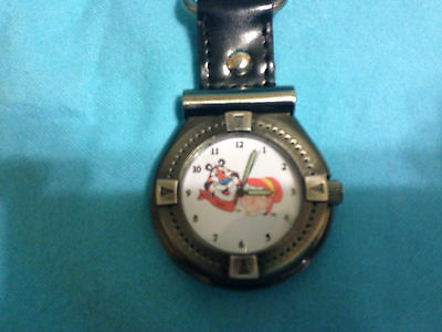 Rare Tony The Tiger & The Keeble clip watch,NOS, very collectible,nice     M414