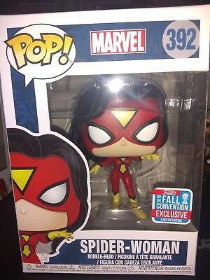 Funko Pop! Spider-Woman 2018 NYCC exclusive