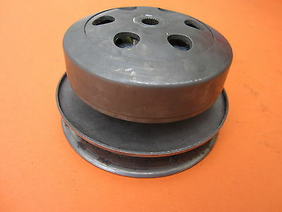 GILERA ICE 50 cc CLUTCH PULLEY & BELL DRIVEN SECONDARY PULLEY CLUTCH 2001 - 2003