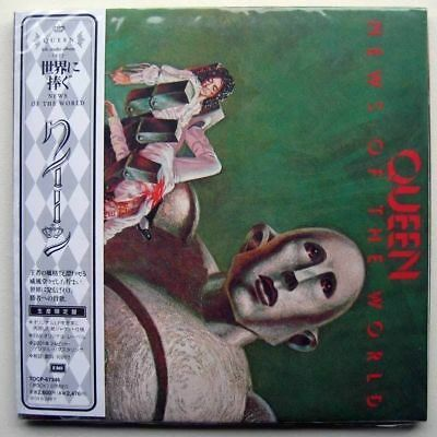 Cd Queen News Of The World      Obi