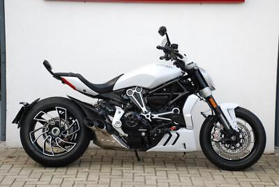 Ducati XDiavel S ex demo with only 637 miles