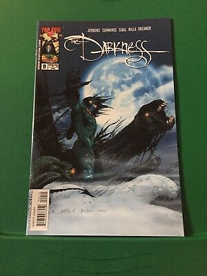 Darkness (2002 series) #9 in Near Mint minus condition. Image comics [*am]