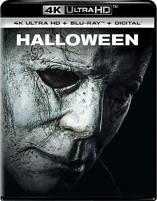 HALLOWEEN (2018) 4k, Blu-Ray, No Digital