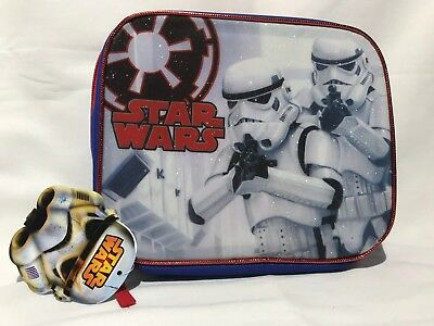 Disney Star Wars Lunch Bag, Blue