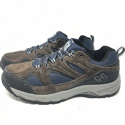 65959bd912e64 New Balance 759 Country Walking Hiking Trail Shoes MW759GR Mens Sz 10 M  Brown