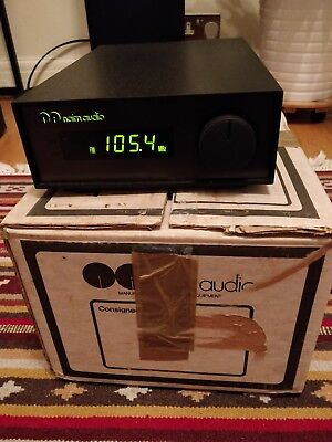 Naim Audio NAT02 FM Tuner, mint condition